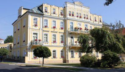 Františkovy lázně - Lázeňský dům